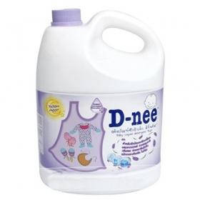 Dung dịch giặt quần áo D-nee 3L Tím